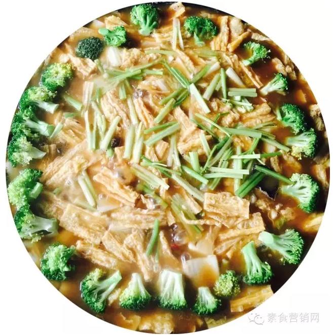 广州素食学校策划推出阅藏素食菜谱