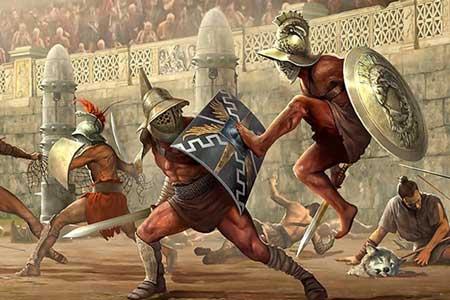 罗马角斗士