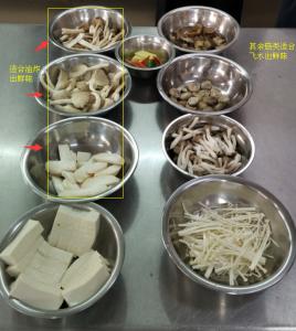 菇类烹饪方法