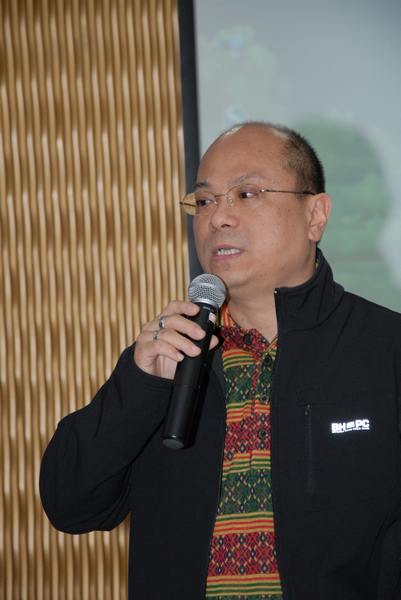 马来西亚杨立前医师主讲素食、养生与端粒