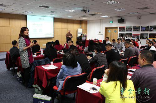 蒋劲松:素食餐馆的定位与素食文化的发展