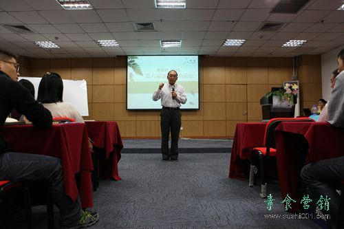 黄俊杰:素食餐厅的发展方向与合作加盟模式