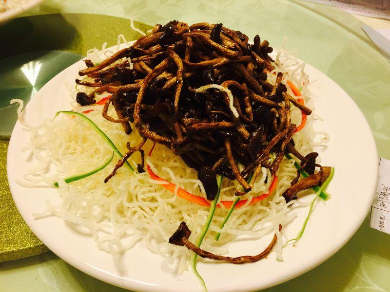 美极茶树菇
