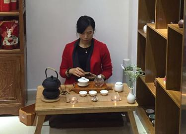 茶&素食 她过起了一种精致的慢生活
