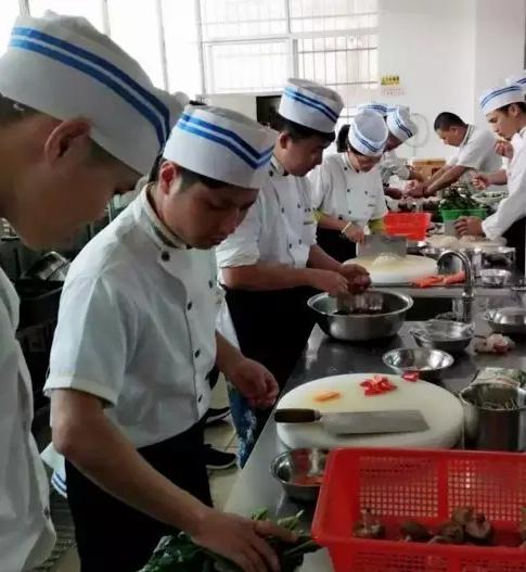 素食厨艺班