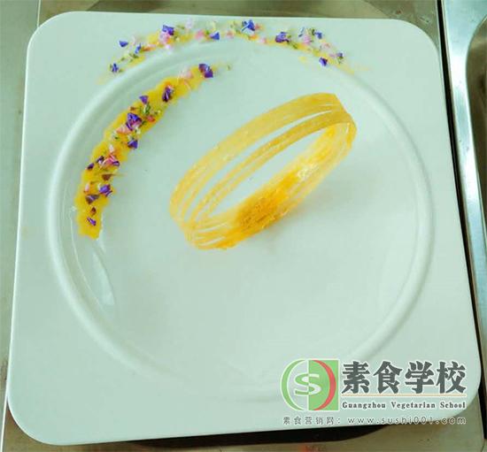 素食摆盘3