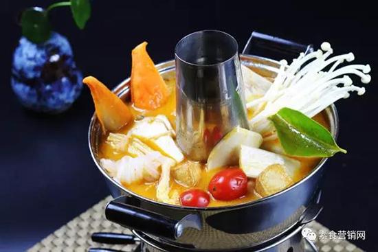 素食菜品3