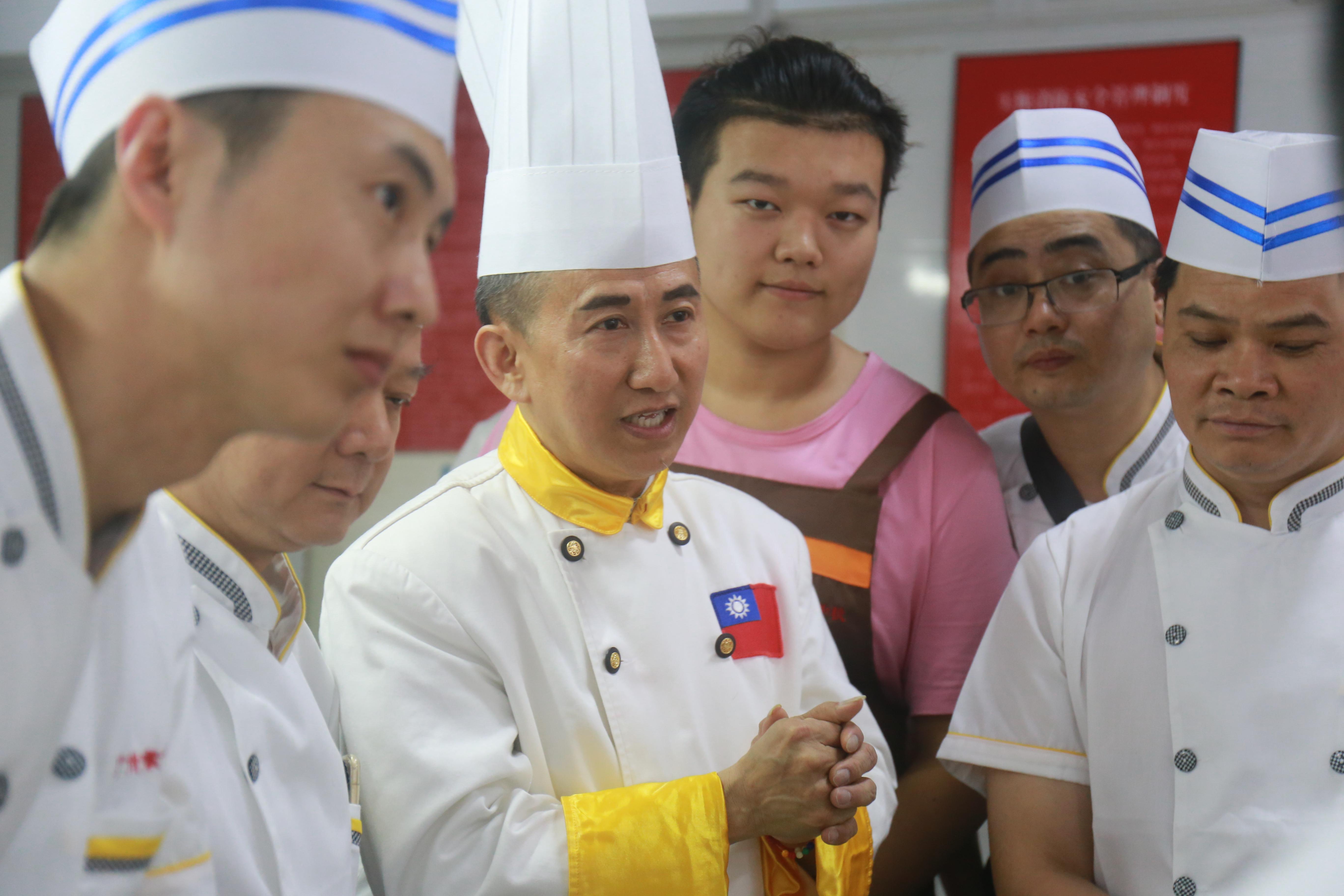 9月18,素食厨艺高级研修班开课报名中