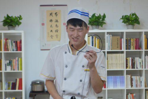 第五期厨艺基础班学员期末技能考核菜品展播
