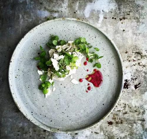 【素食厨艺】朴质素雅,抱朴守拙—是食物也是艺术 令人心动的素食摆盘!