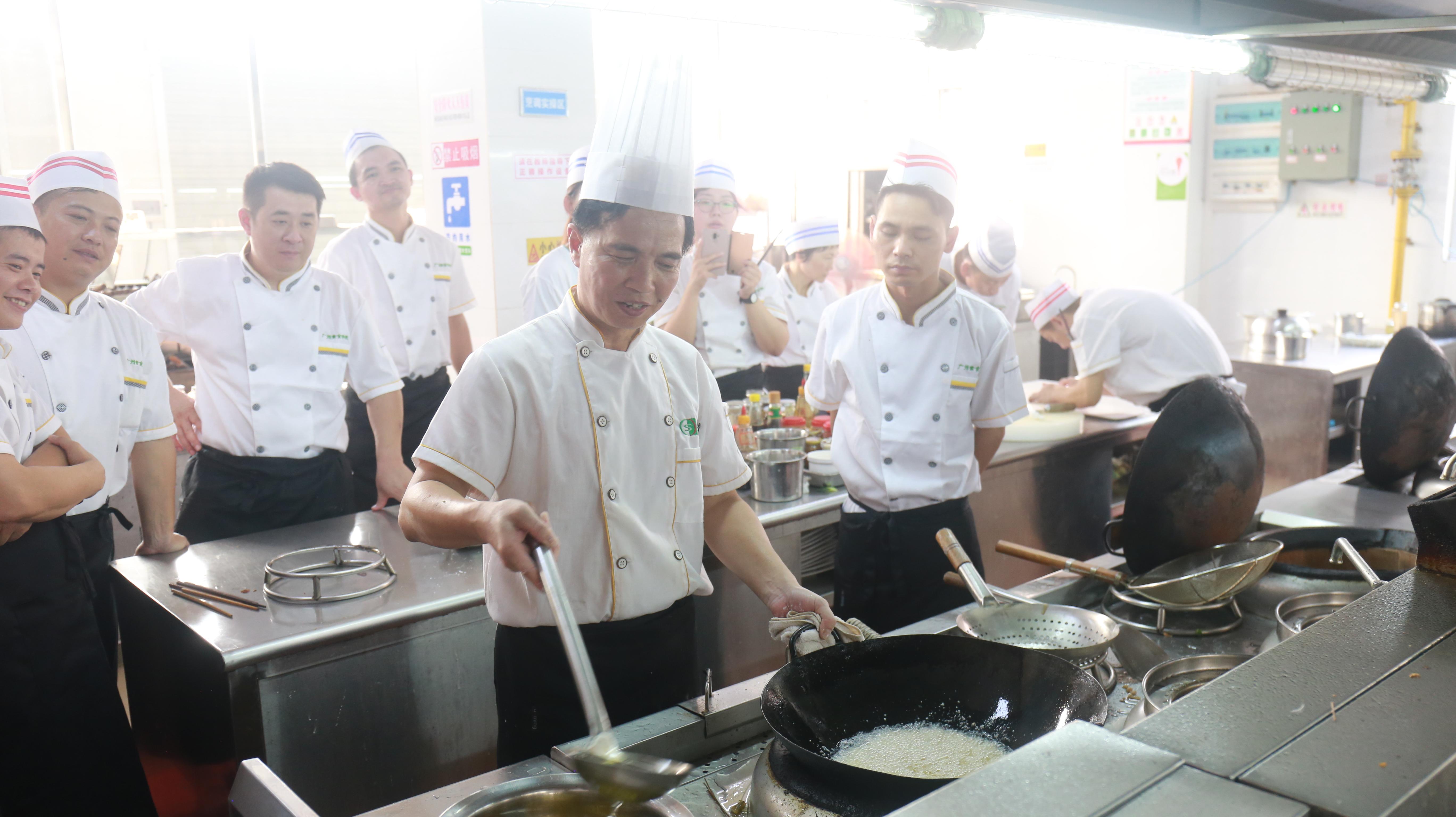 2018年3月27日 素食厨师长班(高级素食厨艺师)(一周)