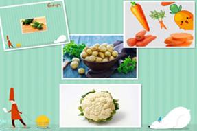【四季素食菜谱】冬之咖喱时蔬