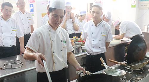 3月27日 素食厨师长班