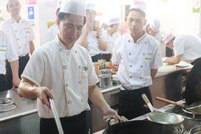 【素食培训】3月27日 素食厨师长班(高级素食厨艺师)