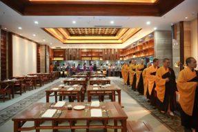 【素食餐厅】广州首家高档素食自助餐厅隆重开业