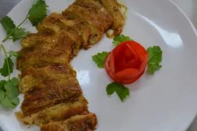 【荤菜素做】素有荤名,素有荤味,素有荤形,这是一道充满传奇的淮扬菜