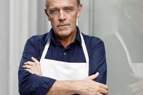 【素食餐厅·名人故事】之【米其林三星级大厨】Alain Passard法国