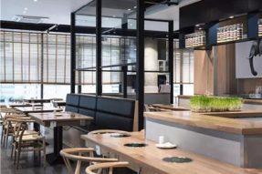 """【素食餐厅】成都首家""""三无""""素食餐厅!无印良品风,菜竟然用酵素施肥!"""