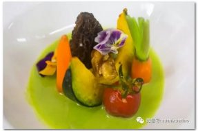【教学回顾】素食的出品如何让它以最美的方式表现出来?