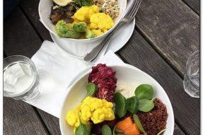 【精致素食·素食餐厅】之【西式餐厅·蔬菜素食】柏林 2018-5-16