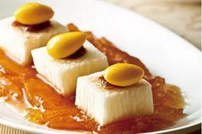 【素食菜谱】特色素食菜品之柚酱蒸山药