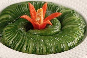 【清凉一夏】素食菜谱之蓑衣黄瓜