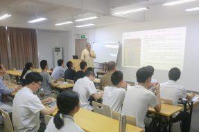 【素食厨师培训】5月14日,广州素食学校第二期初级班学员教学回顾