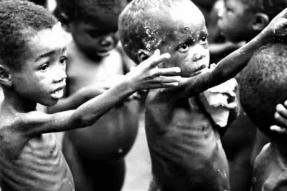 世界粮食日| 据联合国统计,平均每3.6秒钟就有一个儿童死于饥饿