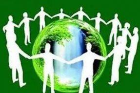 地球发烧,吃素拯救地球!