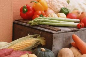 素食丨秋季果蔬营养冠军榜