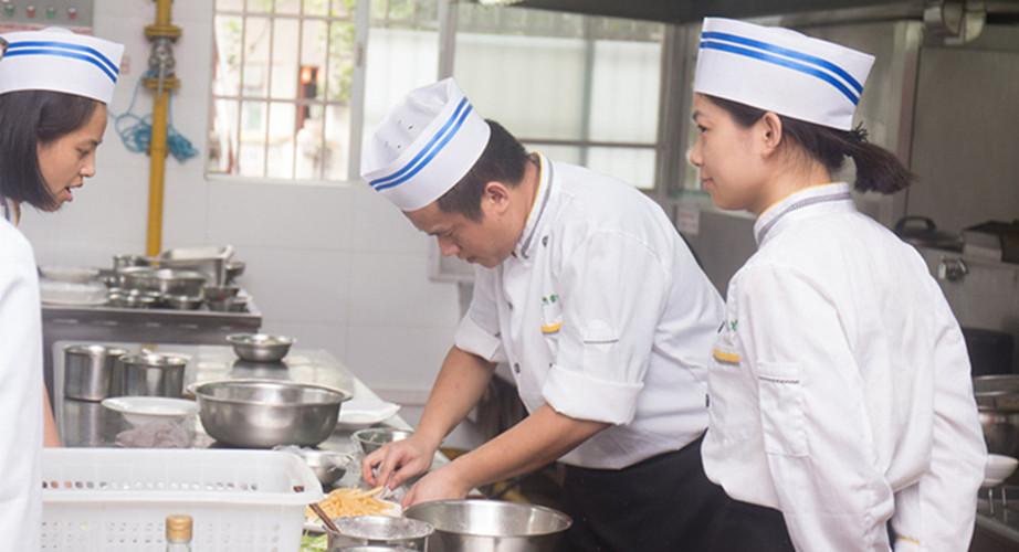 素餐厨艺师基础培训班