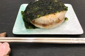 纯素米汉堡(无五辛奶蛋)——广州素食学校