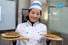 纯素90后丸子姐:我在菲律宾吃素20多年,如今回到中国学习素食(一)
