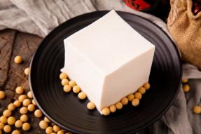 素食菜谱|全福豆腐