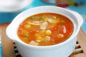 【健康养生素食菜谱】素烩玉米羹