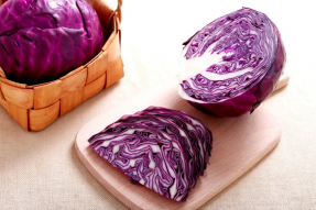 【素食养生】紫甘蓝与卷心菜的区别|素食食材
