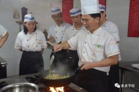 2020年5月22日,快来参加素食厨师进修班,提升素食技艺吧!