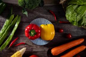 """【素食问答】如何吃""""长素""""?教你终身吃素的几个过渡方法"""