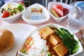 【素食文化】如何在空中优雅的享用素食餐?热爱素食旅游的你得知道!