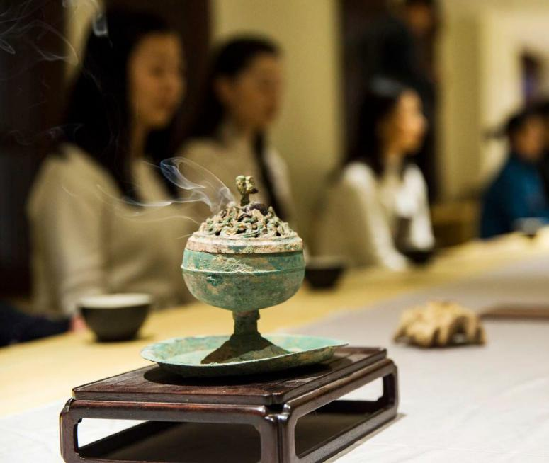 禅香师培训班,共同传播与发展香文化产业!