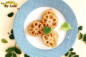 【素食菜谱】糖醋藕片