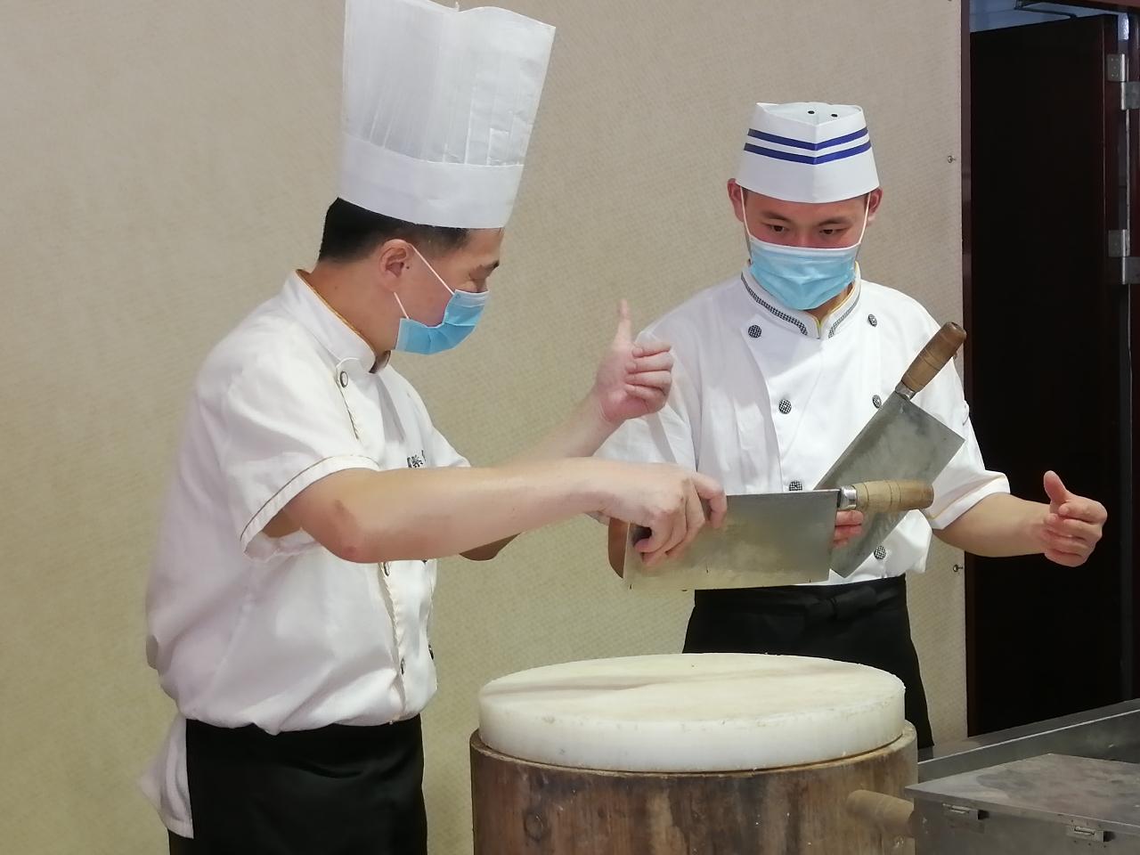 素食烹饪班