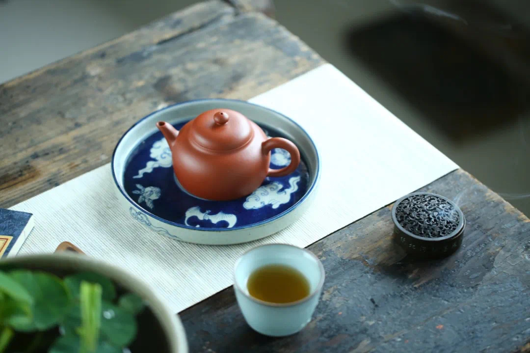 6月2日素食禅茶师培训班