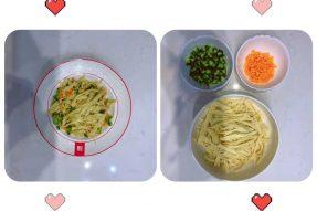 学员风采|素食厨道师班学员尤姜同学出品展示