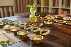 真正的素菜是本味鲜香,好吃健康!28款素菜制作奥秘倾情传授,广州素食学校《素菜技能班》!