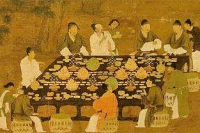 古代文人墨客都推崇素食,一起来看看花样百出的古代素食文化