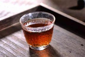素食禅茶养生|普洱茶熟茶既能养胃,又能减肥